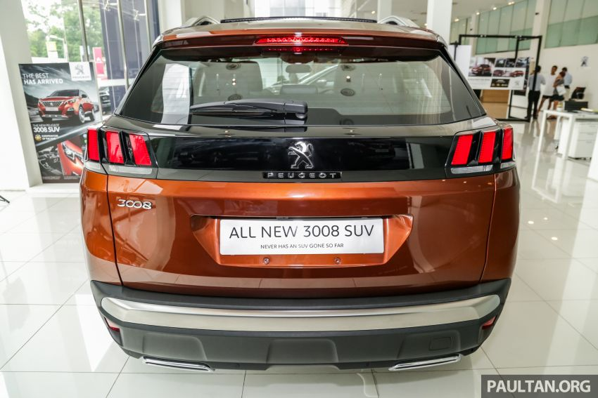 2019 Peugeot 3008 Plus, 5008 Plus CKD launched in Malaysia –  from RM151k; 1.6L Active, Allure variants Image #1007259