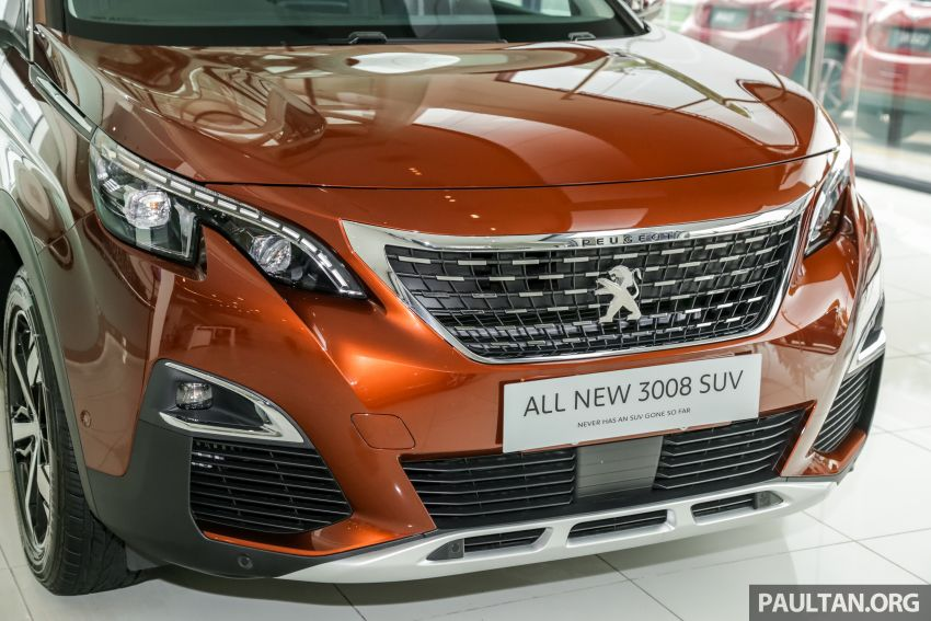 2019 Peugeot 3008 Plus, 5008 Plus CKD launched in Malaysia –  from RM151k; 1.6L Active, Allure variants Image #1007260