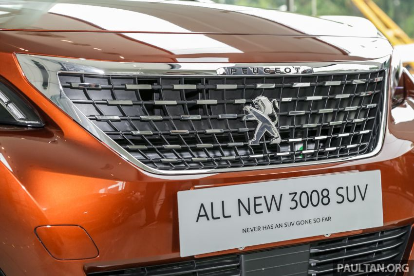 2019 Peugeot 3008 Plus, 5008 Plus CKD launched in Malaysia –  from RM151k; 1.6L Active, Allure variants Image #1007264