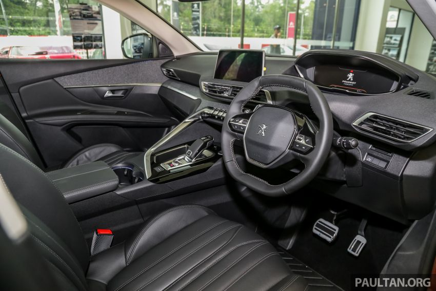 2019 Peugeot 3008 Plus, 5008 Plus CKD launched in Malaysia –  from RM151k; 1.6L Active, Allure variants Image #1007292