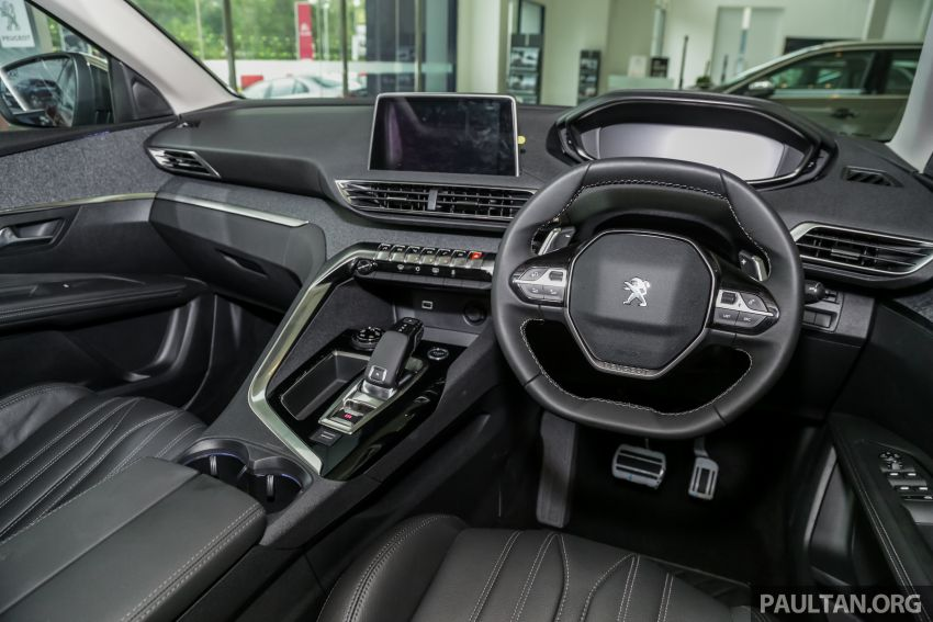 2019 Peugeot 3008 Plus, 5008 Plus CKD launched in Malaysia –  from RM151k; 1.6L Active, Allure variants Image #1007316