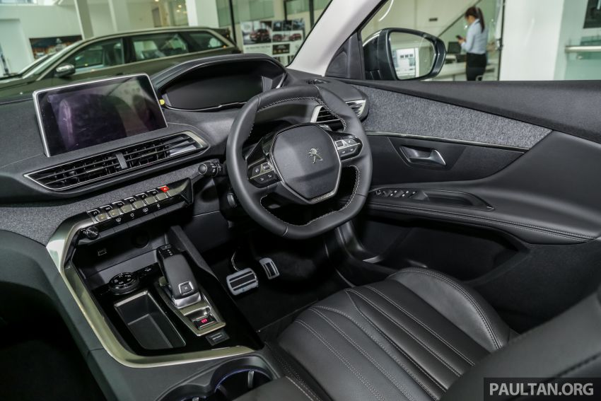 2019 Peugeot 3008 Plus, 5008 Plus CKD launched in Malaysia –  from RM151k; 1.6L Active, Allure variants Image #1007317