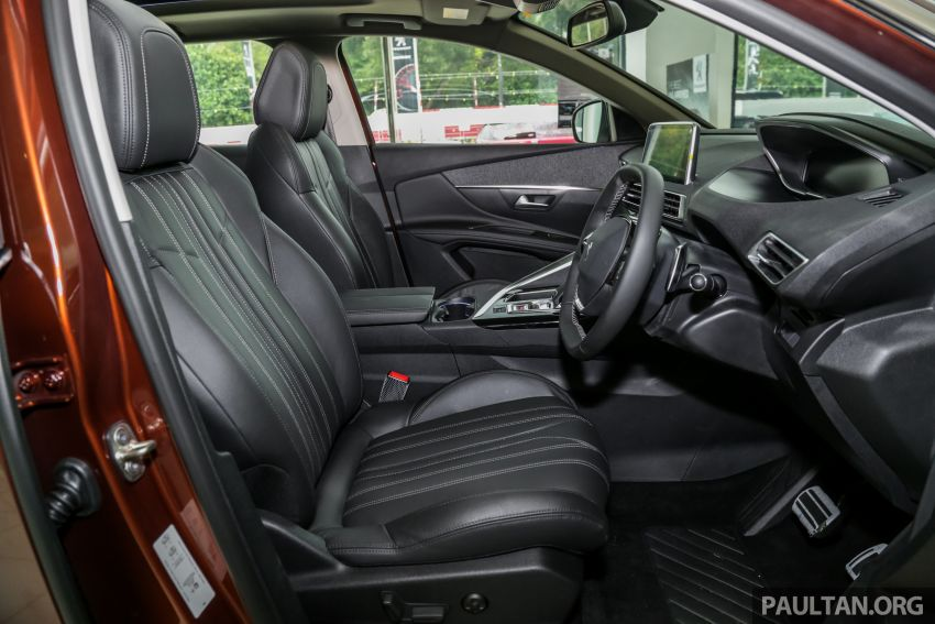 2019 Peugeot 3008 Plus, 5008 Plus CKD launched in Malaysia –  from RM151k; 1.6L Active, Allure variants Image #1007319