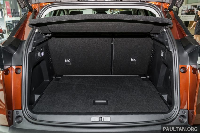 2019 Peugeot 3008 Plus, 5008 Plus CKD launched in Malaysia –  from RM151k; 1.6L Active, Allure variants Image #1007336