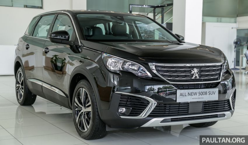 2019 Peugeot 3008 Plus, 5008 Plus CKD launched in Malaysia –  from RM151k; 1.6L Active, Allure variants Image #1007206