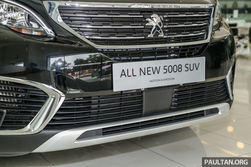 2019 Peugeot 3008 Plus, 5008 Plus CKD launched in Malaysia –  from RM151k; 1.6L Active, Allure variants Image #1007215