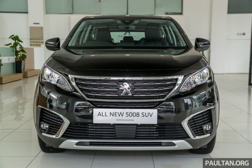 2019 Peugeot 3008 Plus, 5008 Plus CKD launched in Malaysia –  from RM151k; 1.6L Active, Allure variants Image #1007209