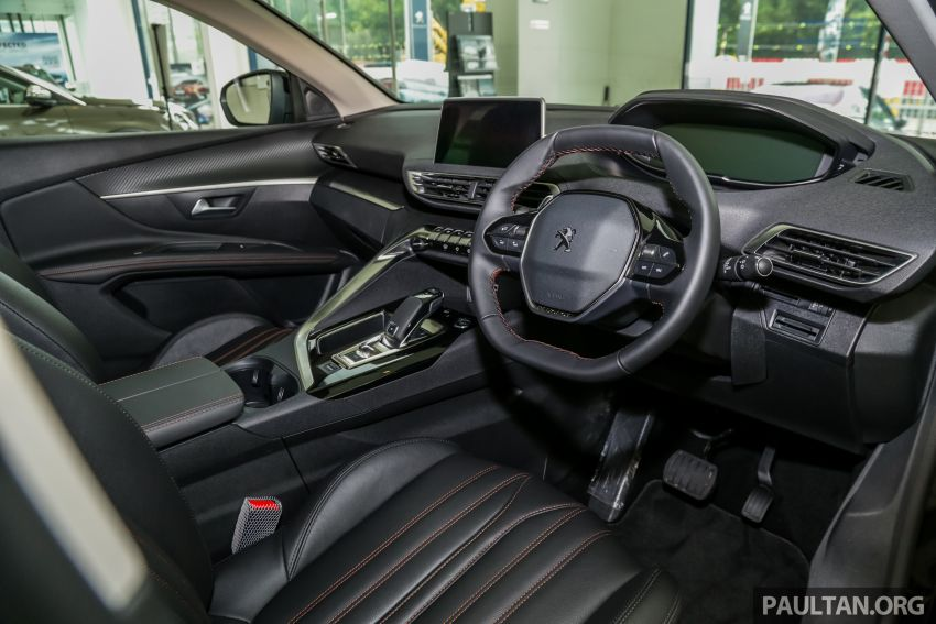 2019 Peugeot 3008 Plus, 5008 Plus CKD launched in Malaysia –  from RM151k; 1.6L Active, Allure variants Image #1007220