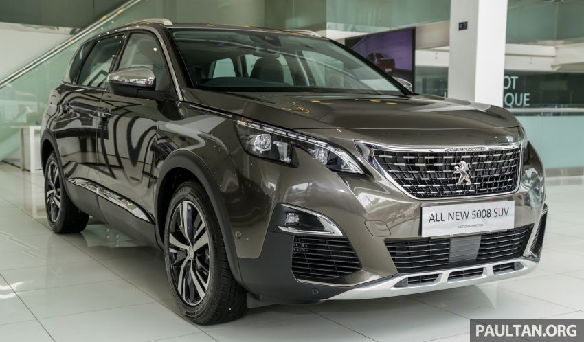 2019 Peugeot 3008 Plus, 5008 Plus CKD launched in Malaysia –  from RM151k; 1.6L Active, Allure variants Image #1006969