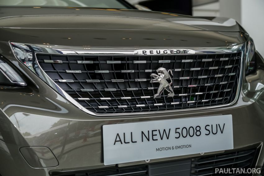 2019 Peugeot 3008 Plus, 5008 Plus CKD launched in Malaysia –  from RM151k; 1.6L Active, Allure variants Image #1006978