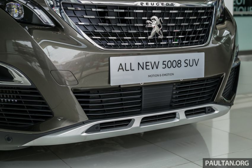 2019 Peugeot 3008 Plus, 5008 Plus CKD launched in Malaysia –  from RM151k; 1.6L Active, Allure variants Image #1006979