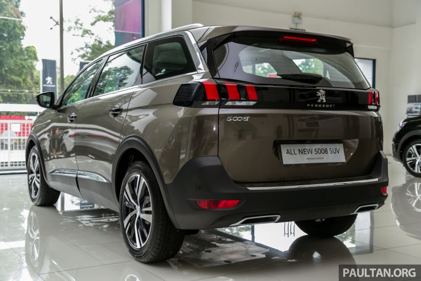 2019 Peugeot 3008 Plus, 5008 Plus CKD launched in Malaysia –  from RM151k; 1.6L Active, Allure variants Image #1006970