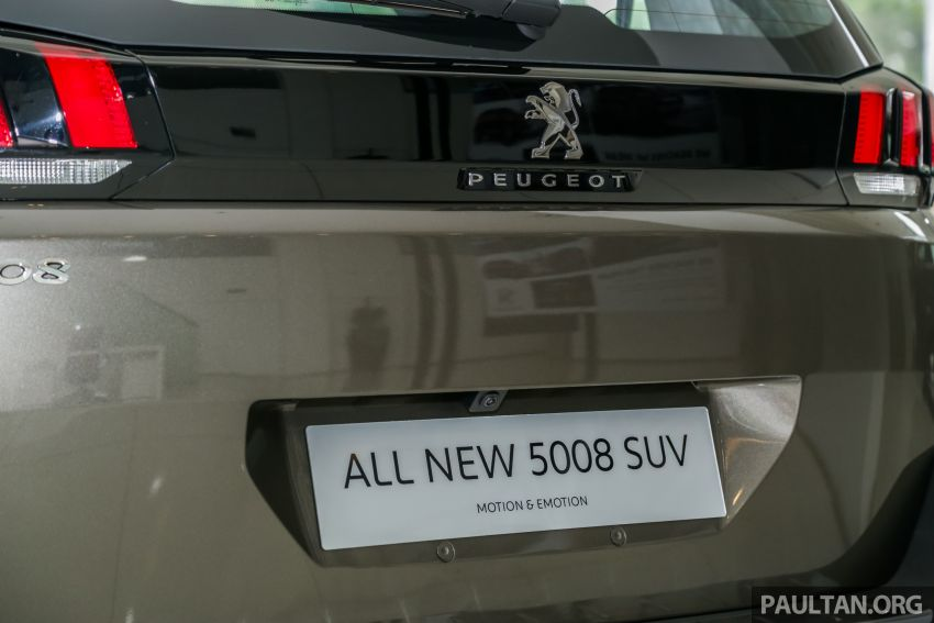 2019 Peugeot 3008 Plus, 5008 Plus CKD launched in Malaysia –  from RM151k; 1.6L Active, Allure variants Image #1006991
