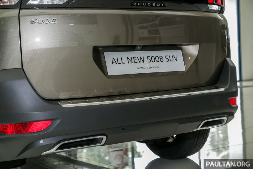 2019 Peugeot 3008 Plus, 5008 Plus CKD launched in Malaysia –  from RM151k; 1.6L Active, Allure variants Image #1006992