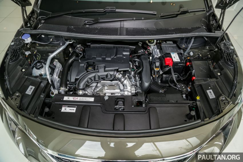 2019 Peugeot 3008 Plus, 5008 Plus CKD launched in Malaysia –  from RM151k; 1.6L Active, Allure variants Image #1006995
