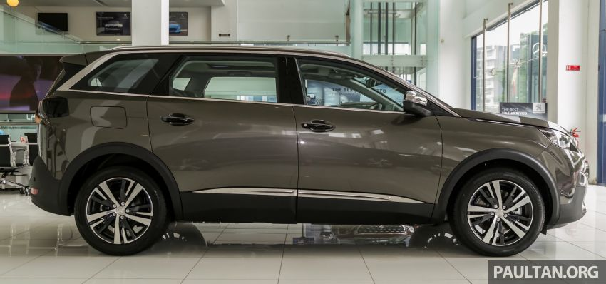 2019 Peugeot 3008 Plus, 5008 Plus CKD launched in Malaysia –  from RM151k; 1.6L Active, Allure variants Image #1006971