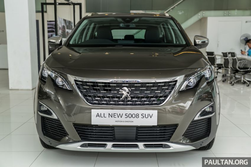 2019 Peugeot 3008 Plus, 5008 Plus CKD launched in Malaysia –  from RM151k; 1.6L Active, Allure variants Image #1006972