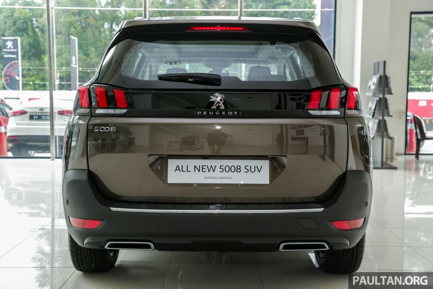 2019 Peugeot 3008 Plus, 5008 Plus CKD launched in Malaysia –  from RM151k; 1.6L Active, Allure variants Image #1006973