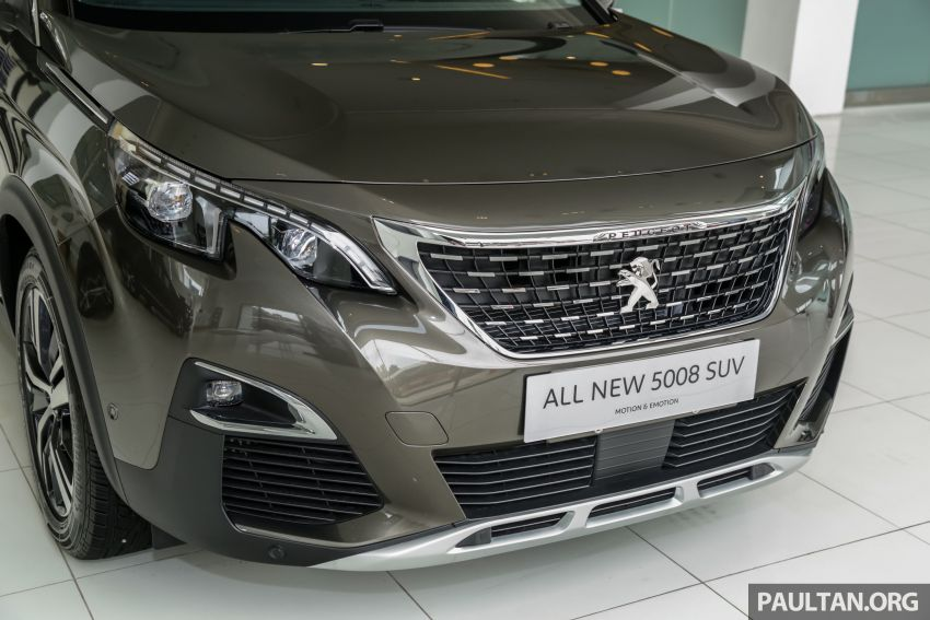 2019 Peugeot 3008 Plus, 5008 Plus CKD launched in Malaysia –  from RM151k; 1.6L Active, Allure variants Image #1006974
