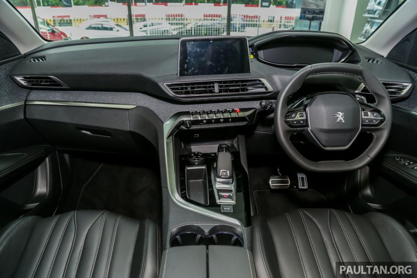 2019 Peugeot 3008 Plus, 5008 Plus CKD launched in Malaysia –  from RM151k; 1.6L Active, Allure variants Image #1006997