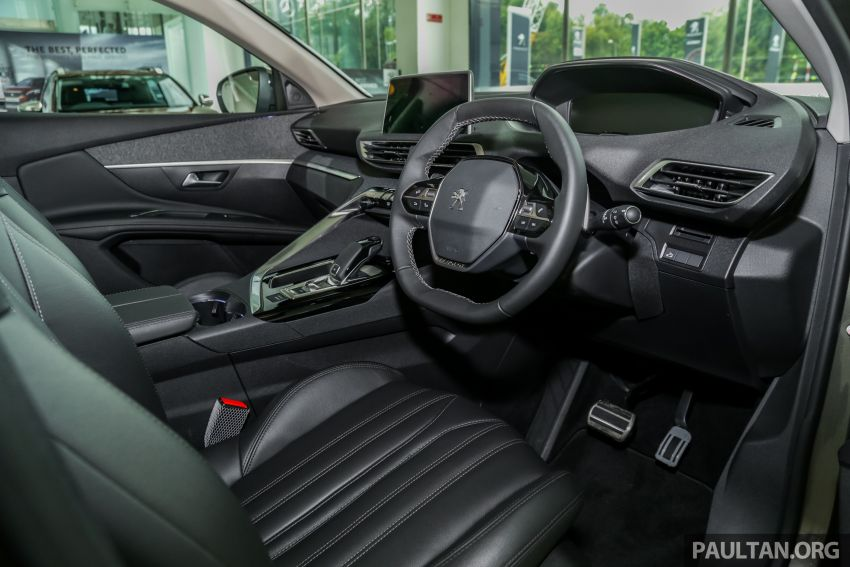 2019 Peugeot 3008 Plus, 5008 Plus CKD launched in Malaysia –  from RM151k; 1.6L Active, Allure variants Image #1006998