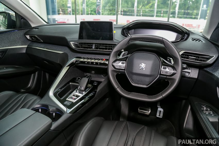 2019 Peugeot 3008 Plus, 5008 Plus CKD launched in Malaysia –  from RM151k; 1.6L Active, Allure variants Image #1007021