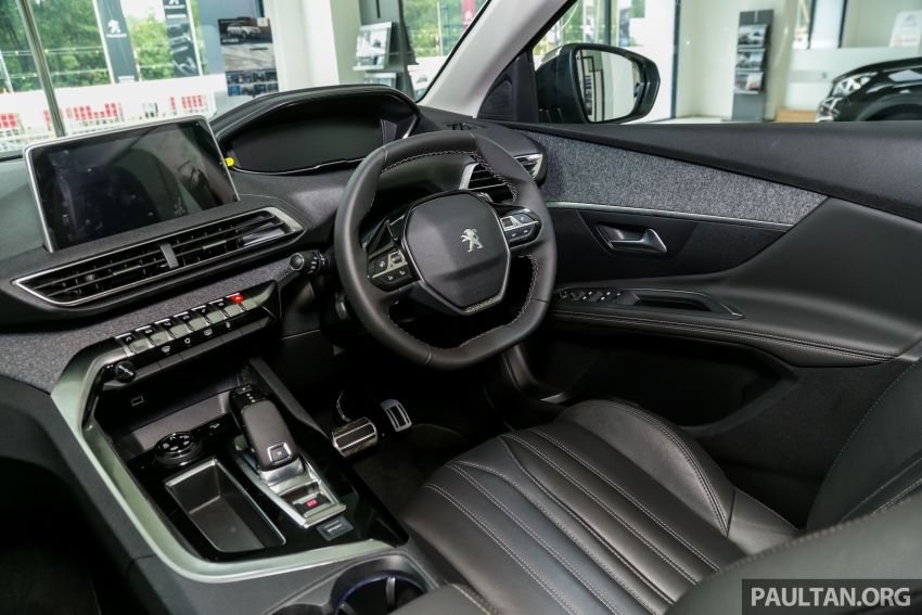 2019 Peugeot 3008 Plus, 5008 Plus CKD launched in Malaysia –  from RM151k; 1.6L Active, Allure variants Image #1007022