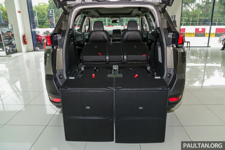2019 Peugeot 3008 Plus, 5008 Plus CKD launched in Malaysia –  from RM151k; 1.6L Active, Allure variants Image #1007048