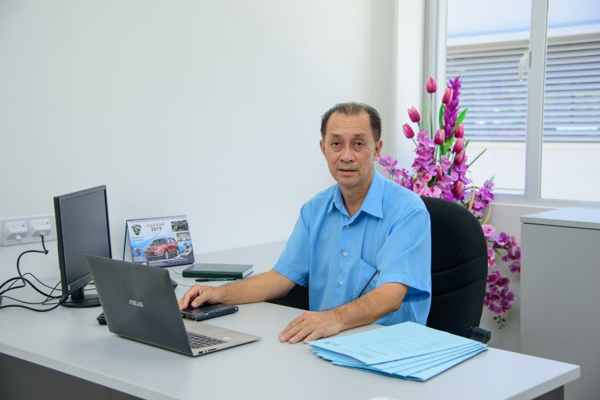 Proton opens first flagship 4S centre, in Kota Kinabalu Image #1007571