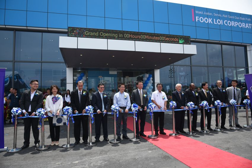 Proton opens first flagship 4S centre, in Kota Kinabalu Image #1007574