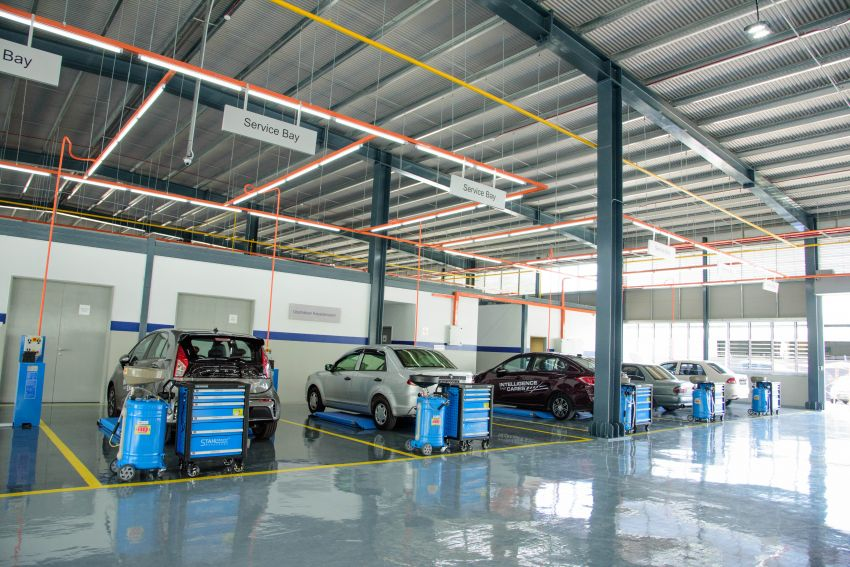 Proton opens first flagship 4S centre, in Kota Kinabalu Image #1007577