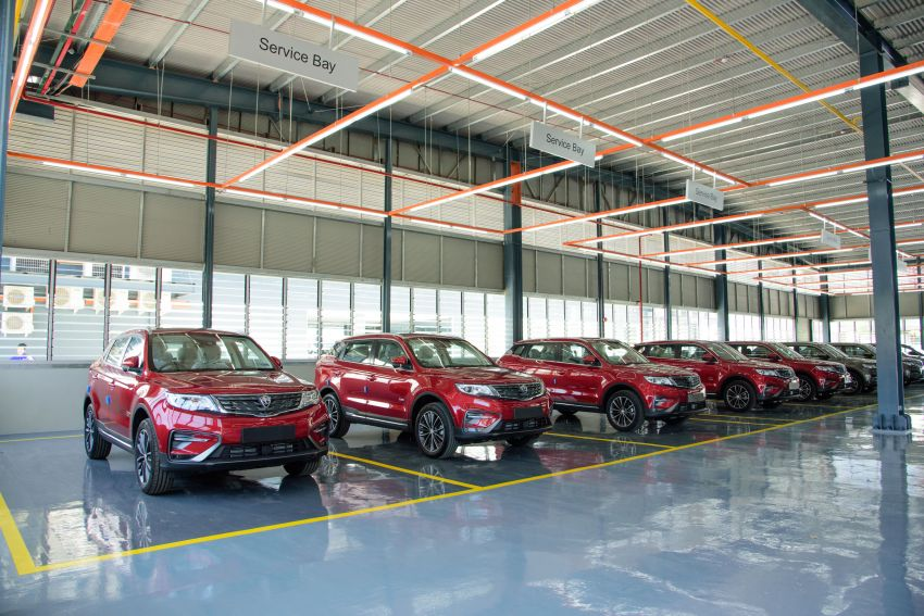 Proton opens first flagship 4S centre, in Kota Kinabalu Image #1007579