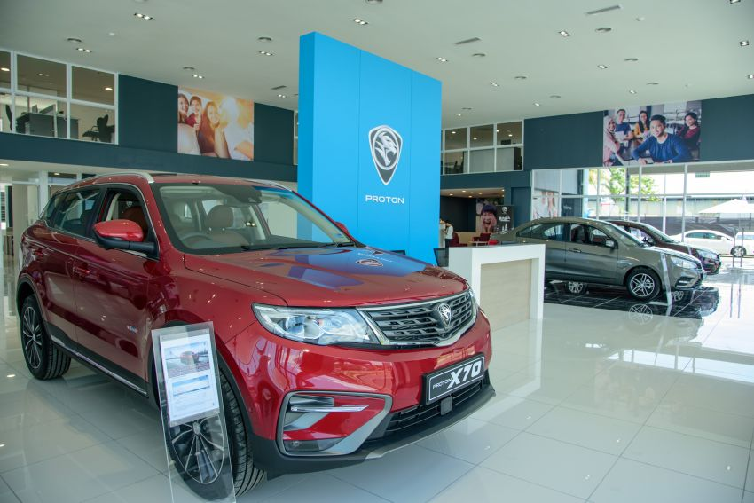 Proton opens first flagship 4S centre, in Kota Kinabalu Image #1007559