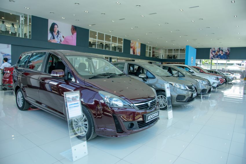 Proton opens first flagship 4S centre, in Kota Kinabalu Image #1007560