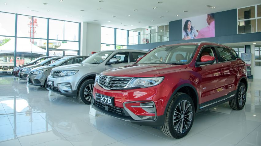 Proton opens first flagship 4S centre, in Kota Kinabalu Image #1007561