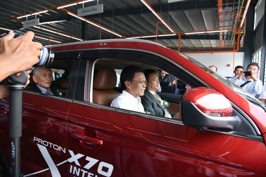 Proton opens first flagship 4S centre, in Kota Kinabalu Image #1007562