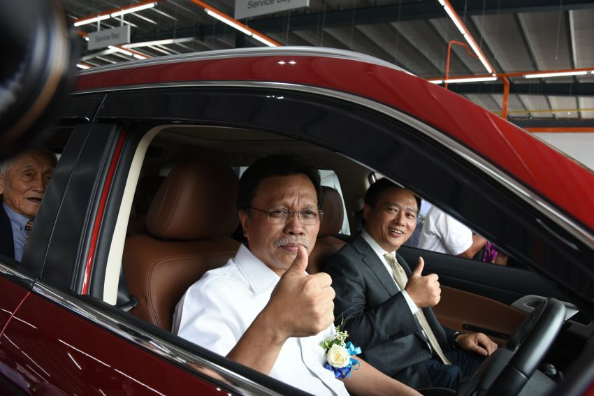 Proton opens first flagship 4S centre, in Kota Kinabalu Image #1007563
