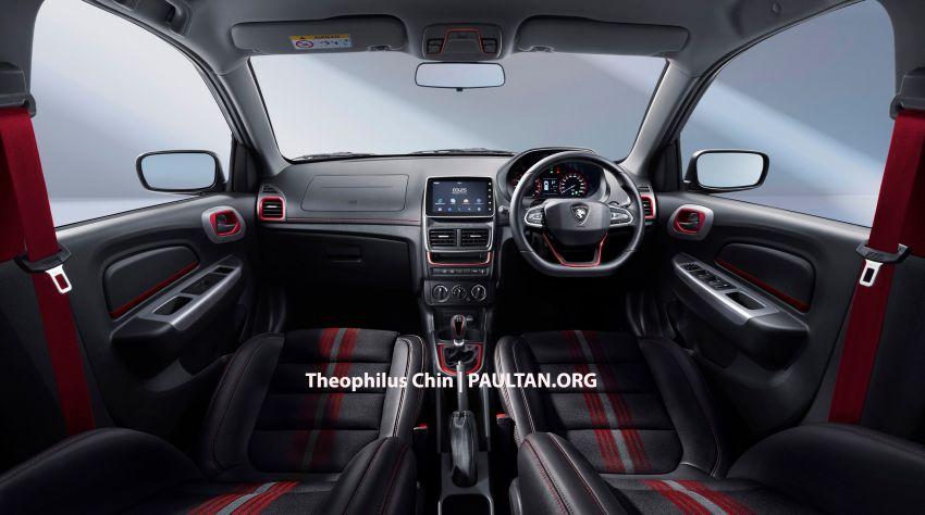 Proton Saga R3 Concept based on facelift imagined Image #1000318