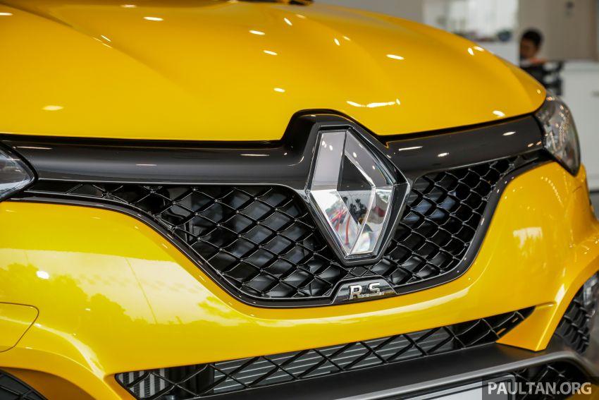 GALERI: Renault Megane RS 280 Cup EDC – harga rasmi untuk varian auto diumumkan, RM299,888 Image #998472