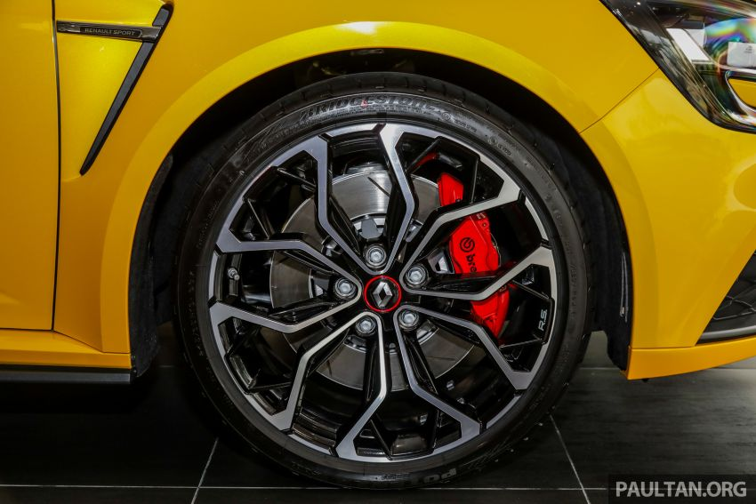 GALLERY: Renault Megane RS 280 Cup EDC – official pricing confirmed for the auto variant, RM299,888 Image #997791