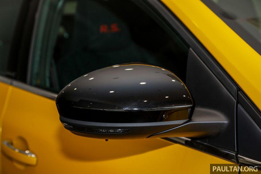 GALERI: Renault Megane RS 280 Cup EDC – harga rasmi untuk varian auto diumumkan, RM299,888 Image #998478