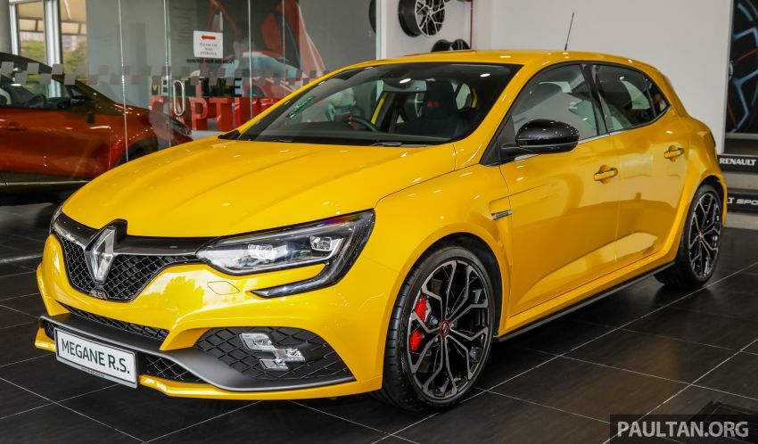 GALLERY: Renault Megane RS 280 Cup EDC – official pricing confirmed for the auto variant, RM299,888 Image #997780