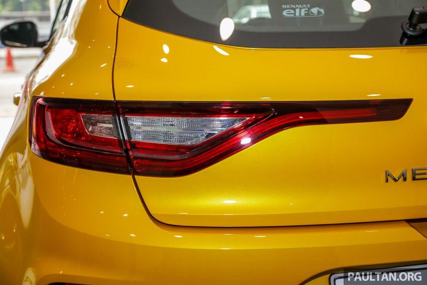 GALERI: Renault Megane RS 280 Cup EDC – harga rasmi untuk varian auto diumumkan, RM299,888 Image #998484