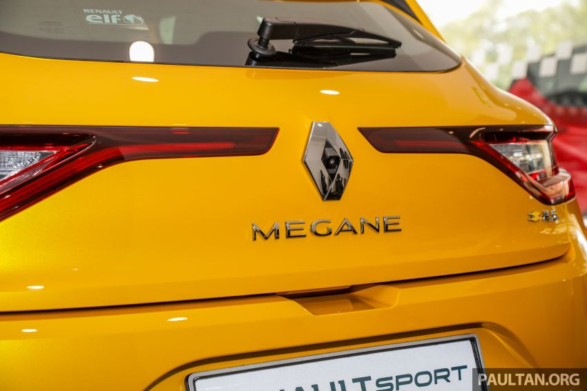 GALLERY: Renault Megane RS 280 Cup EDC – official pricing confirmed for the auto variant, RM299,888 Image #997803
