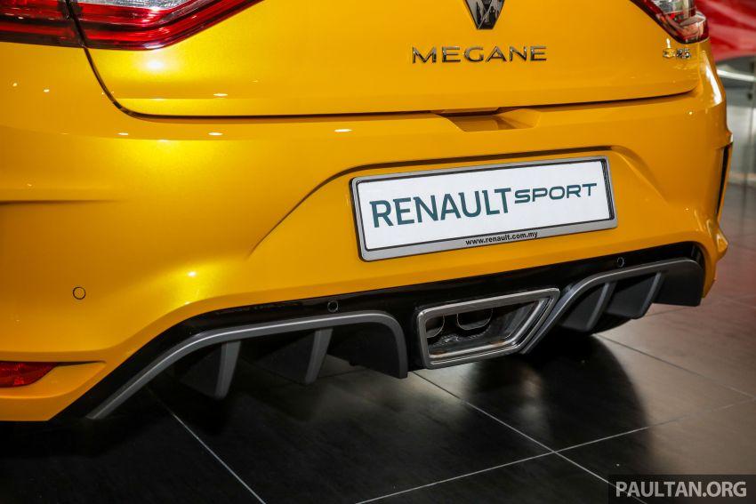 GALERI: Renault Megane RS 280 Cup EDC – harga rasmi untuk varian auto diumumkan, RM299,888 Image #998487