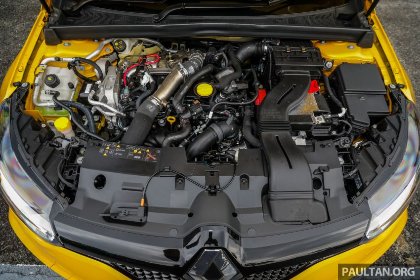 GALLERY: Renault Megane RS 280 Cup EDC – official pricing confirmed for the auto variant, RM299,888 Image #997810