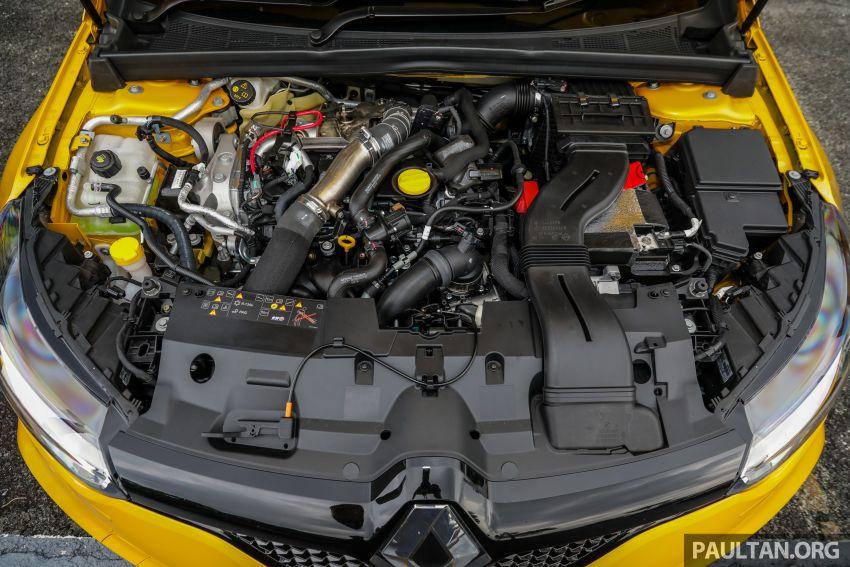 GALERI: Renault Megane RS 280 Cup EDC – harga rasmi untuk varian auto diumumkan, RM299,888 Image #998492