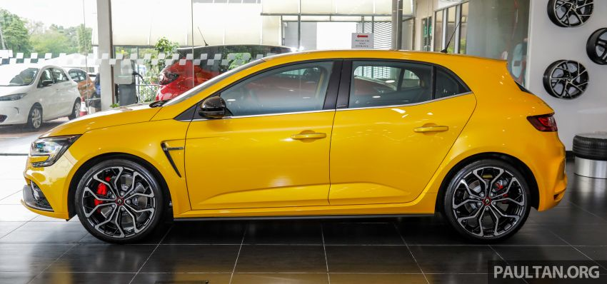GALLERY: Renault Megane RS 280 Cup EDC – official pricing confirmed for the auto variant, RM299,888 Image #997783