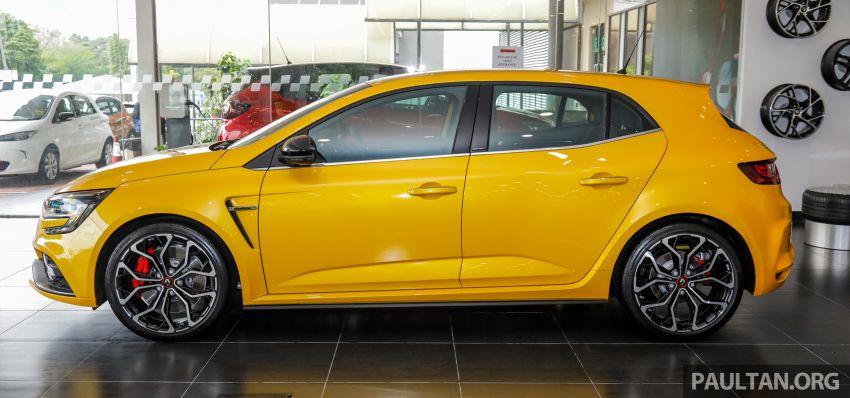 GALERI: Renault Megane RS 280 Cup EDC – harga rasmi untuk varian auto diumumkan, RM299,888 Image #998466