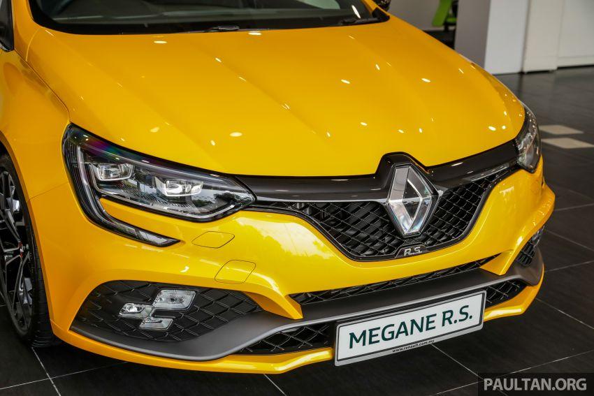 GALERI: Renault Megane RS 280 Cup EDC – harga rasmi untuk varian auto diumumkan, RM299,888 Image #998469